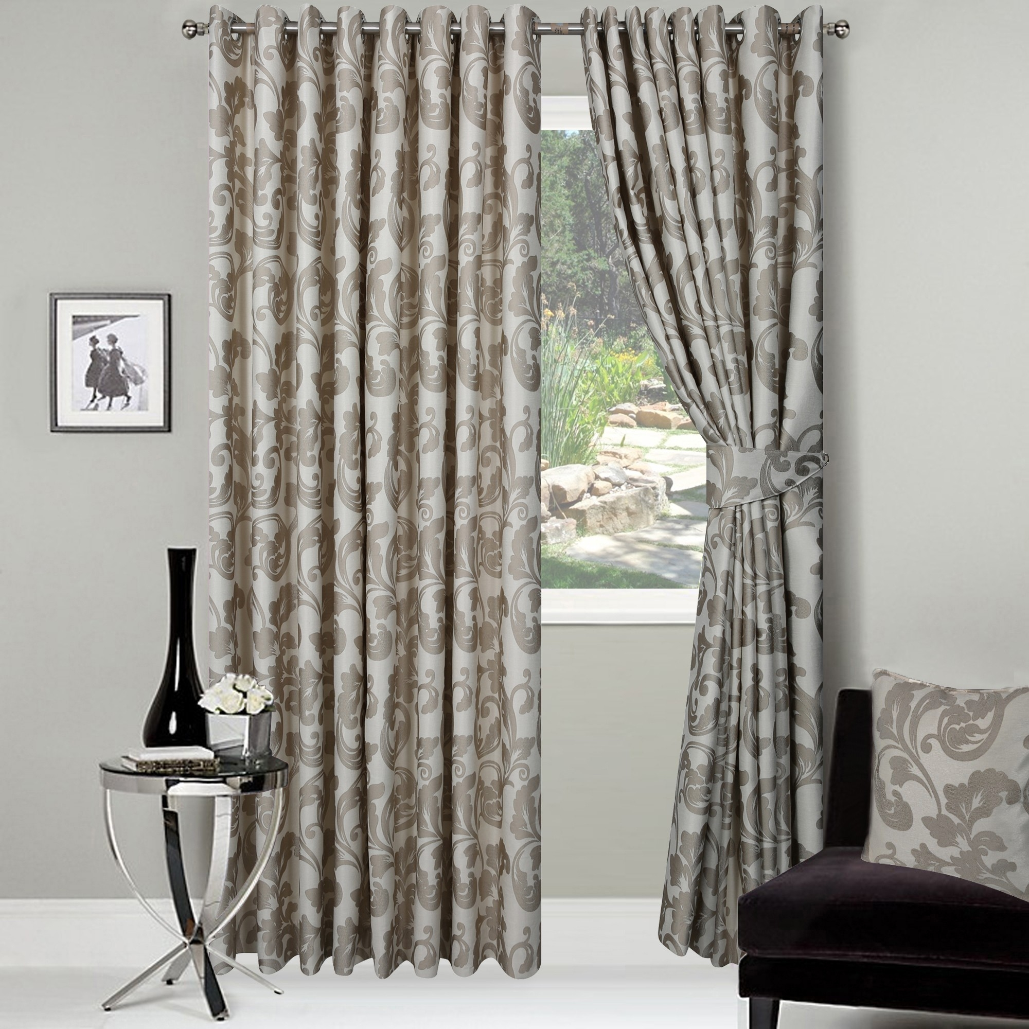 15 Best Ideas Ready Made Curtains for Large Bay Windows