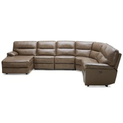 Motorized Sectional Sofa Super Store Fire 15 Best Ideas 6 Piece Leather