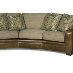 Angled Sectional Sofa Montclair Top Grain Leather And Loveseat Set 15 Photos Ideas
