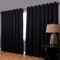 15 Photos Extra Wide Thermal Curtains | Curtain Ideas