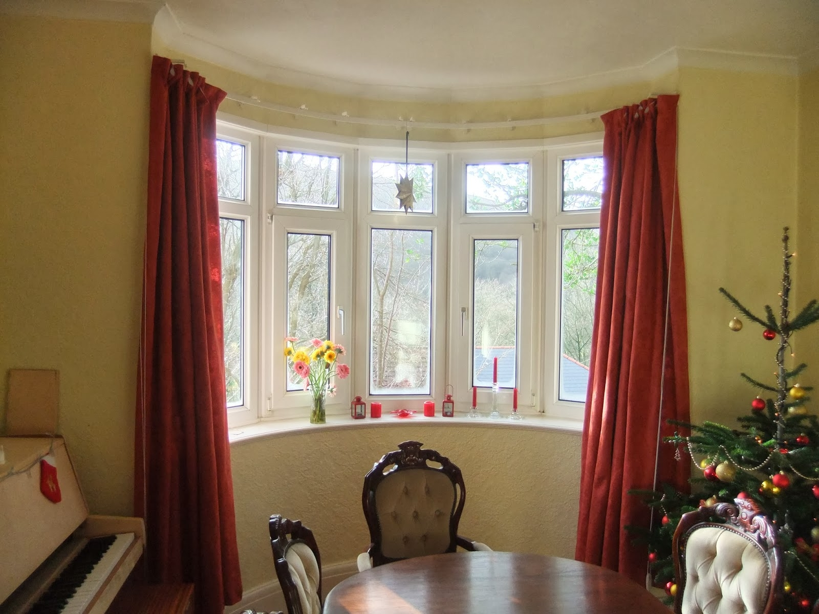 living room bay window treatment ideas southwest 15 best curtains for round windows | curtain