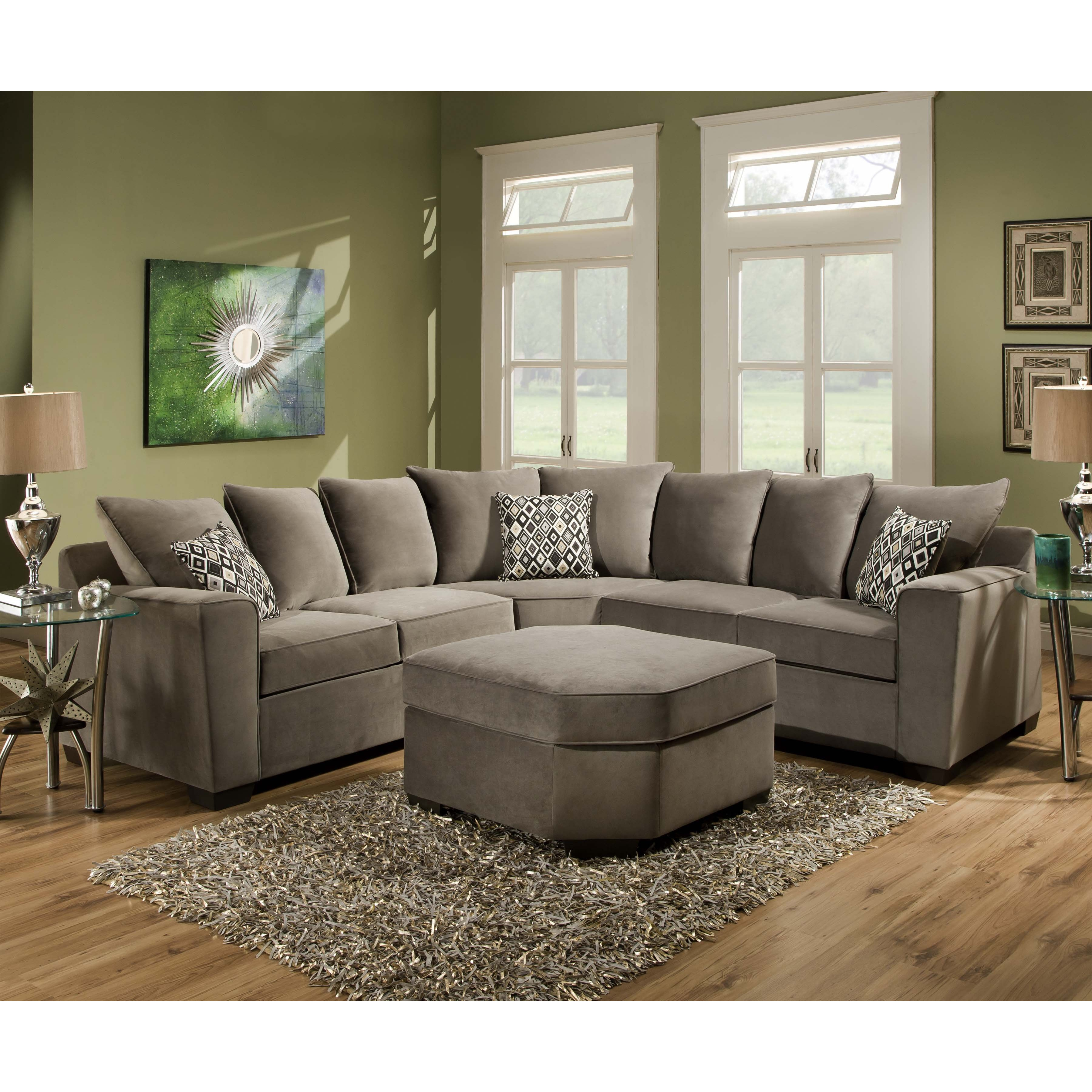 15 Curved Sectional Sofa With Recliner  Sofa Ideas