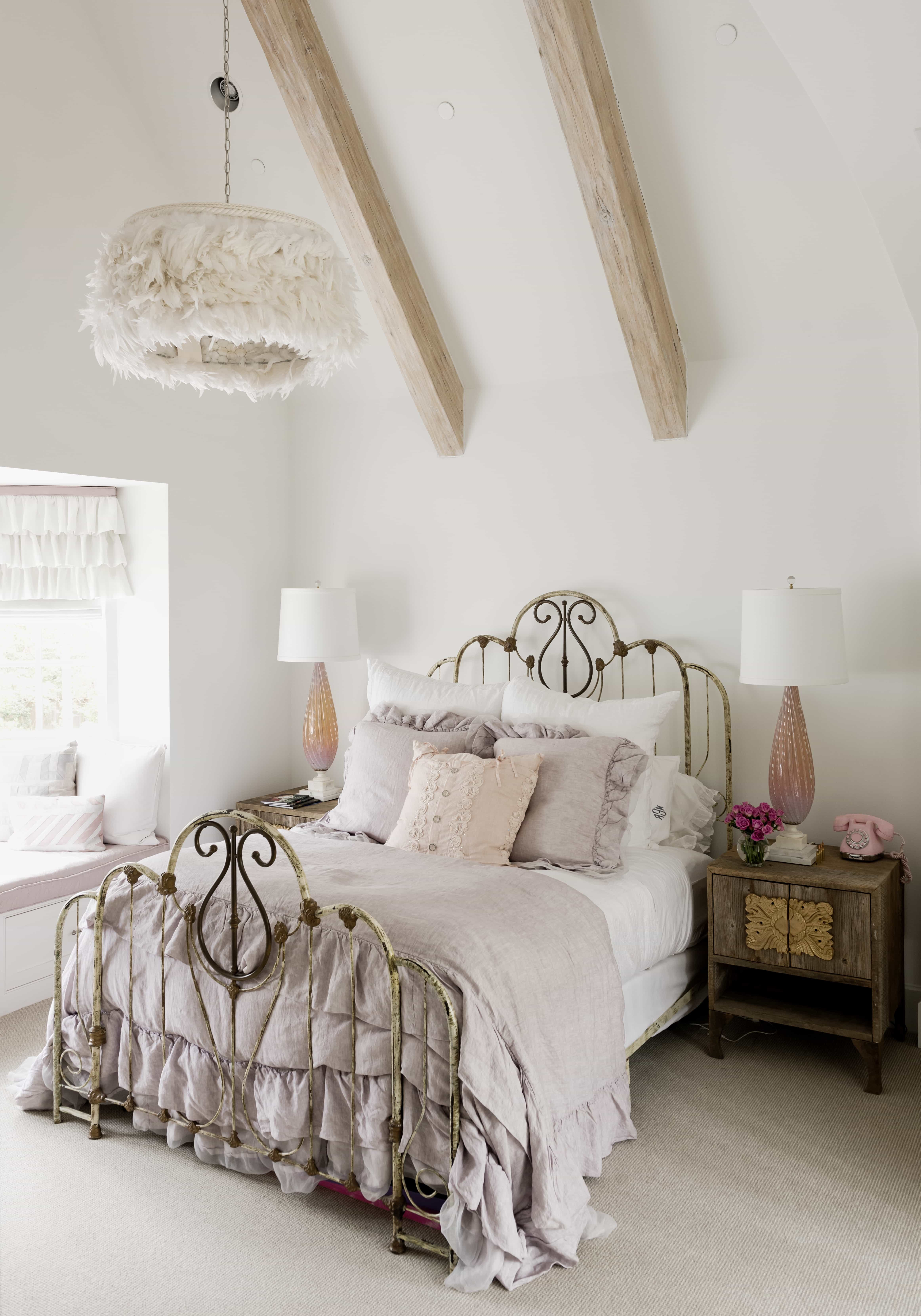 Bedroom How To Decorate A Shabby Chic Bedroom 1 Of 20