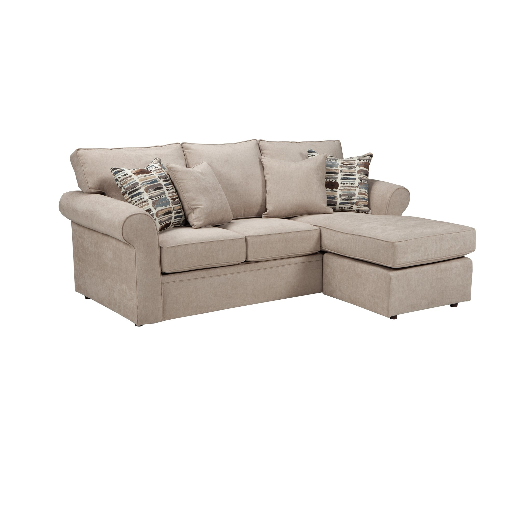 3 piece microfiber sectional sofa with chaise e saving sofas sleeper ideas