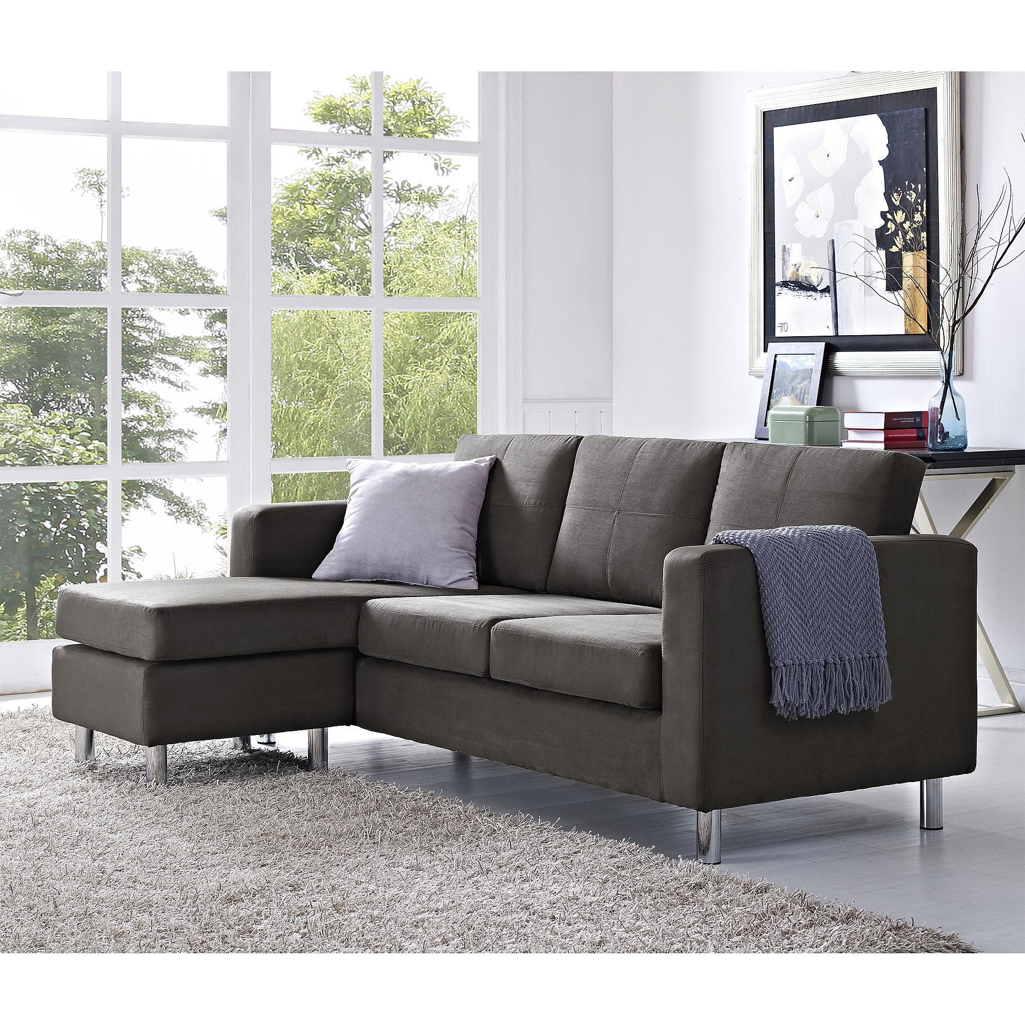 small es configurable sectional sofa black maverick bonded leather 15 collection of durable ideas