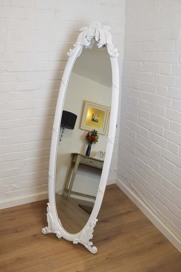 Inspirations Antique Free Standing Mirror Ideas