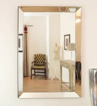 15+ Frameless Large Wall Mirror | Mirror Ideas