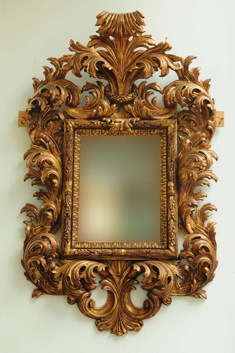 15 Rococo Style Mirrors  Mirror Ideas
