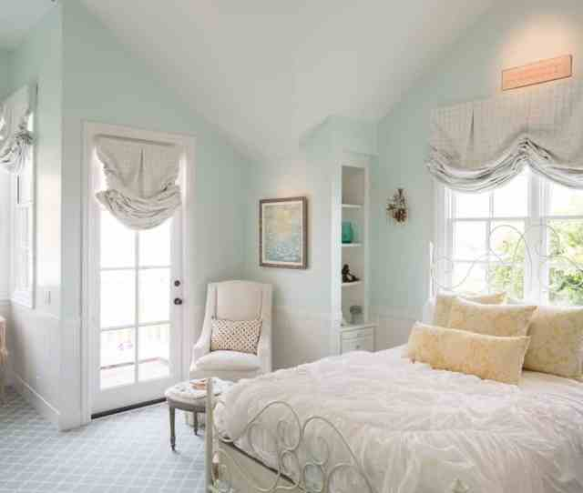 Vintage Shabby Chic Bedroom Paint Colors Image