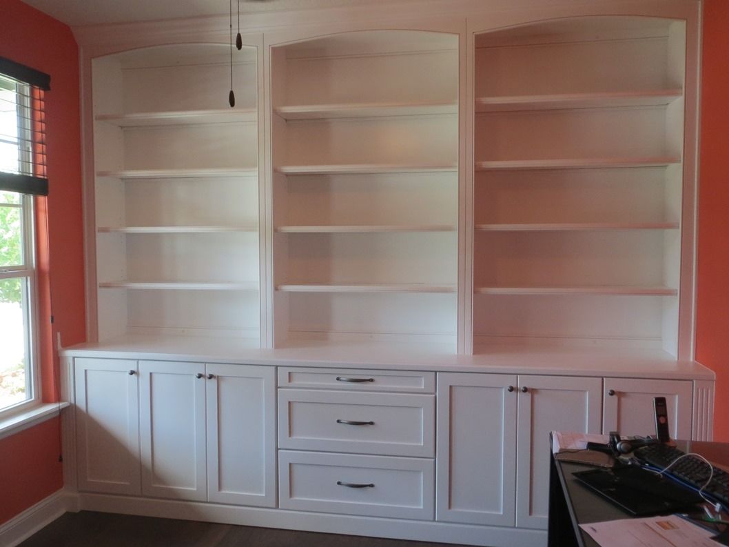 15 Bookcase With Bottom Cabinets  Cabinet Ideas