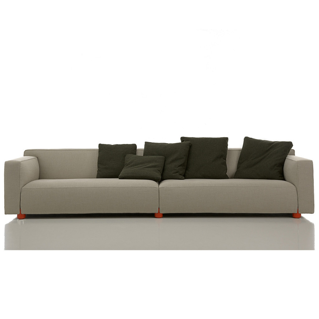 sofa 4 seater sure fit stretch metro 1 piece slipcover gray 15 best ideas sofas