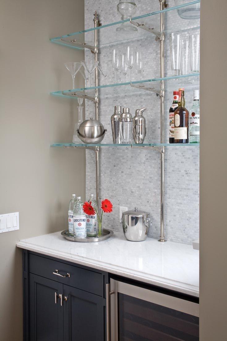 15 Glass Shelves for Bar Area  Shelf Ideas