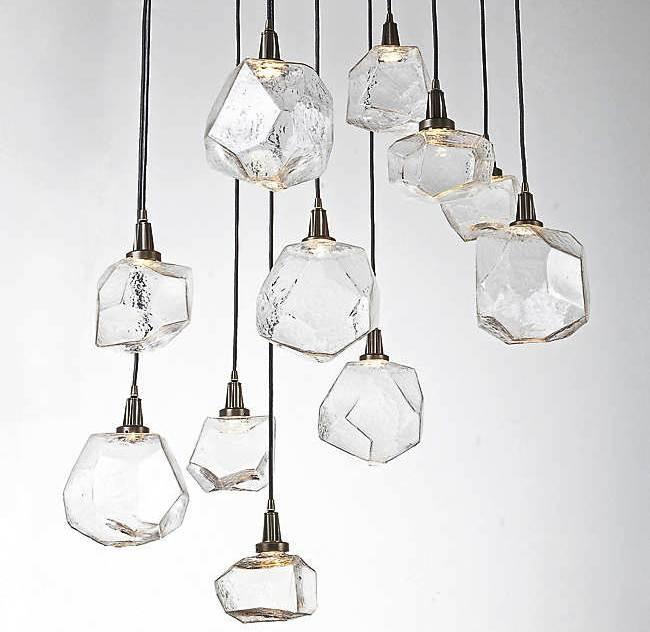 Multiple Pendant Light Fixture