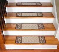 15 Best Collection of Stair Tread Carpet Tiles | Stair ...