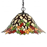 Stained Glass Pendant Light Patterns