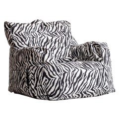 Cheetah Print Bean Bag Chair Indoor Hanging Chairs Uk 15 43 Kids Sofa And Ottoman Set Zebra Ideas
