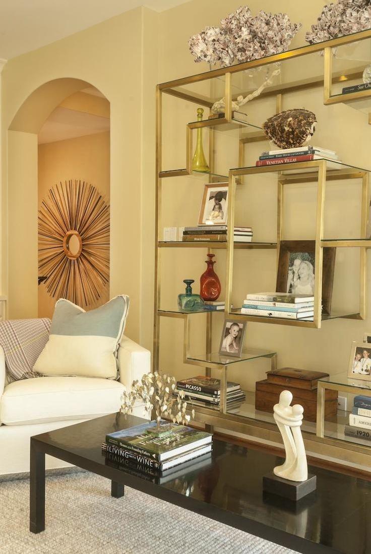 15 Glass Shelves in Living Room  Shelf Ideas
