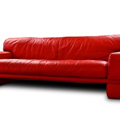 Red Leather Sofa Cheap Murphy Bed Combination 15 Ideas Of Sofas And Chairs