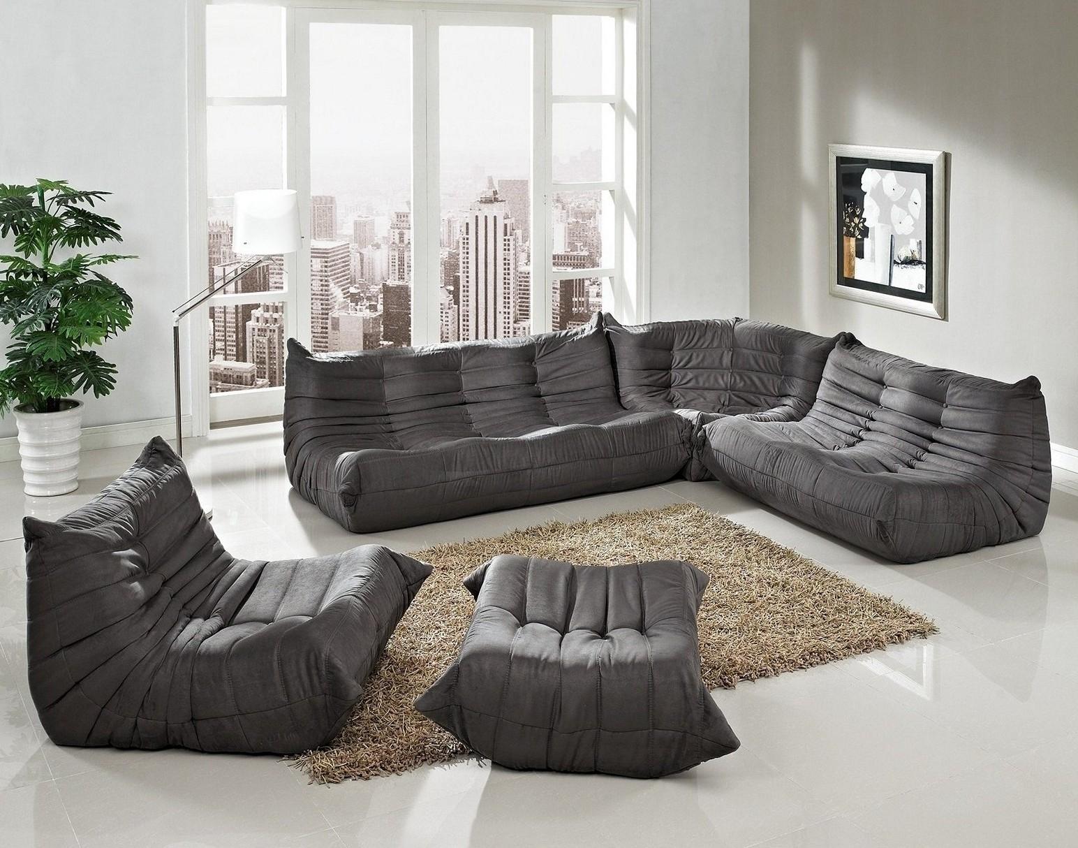 15 Ideas of Comfortable Floor Seating  Sofa Ideas