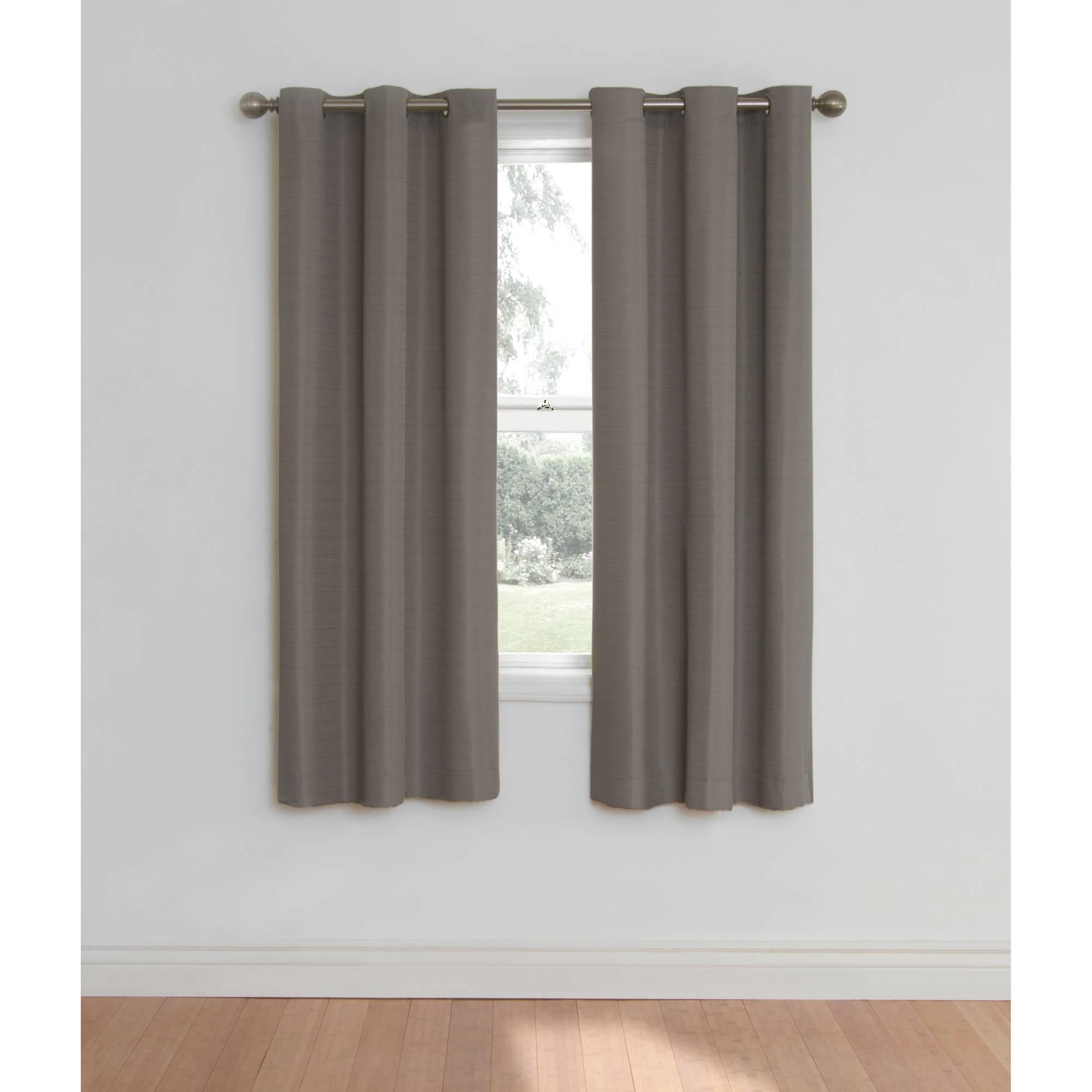 25 Best Ideas Short Brown Curtains  Curtain Ideas