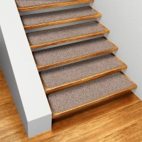 15 Best Bullnose Stair Tread Carpets | Stair Tread Rugs Ideas