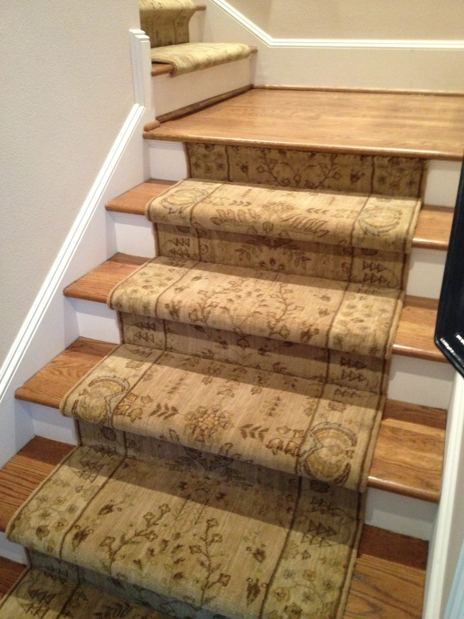 15 Ideas Of Carpet Treads For Hardwood Stairs Stair | Finished Wood Stair Treads
