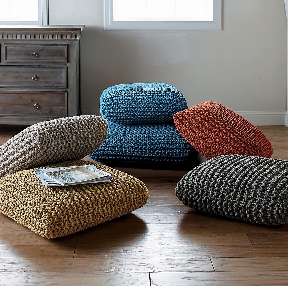 15 Photos Moroccan Floor Seating Cushions  Sofa Ideas