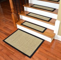 Top 15 Stair Treads for Wooden Stairs | Stair Tread Rugs Ideas