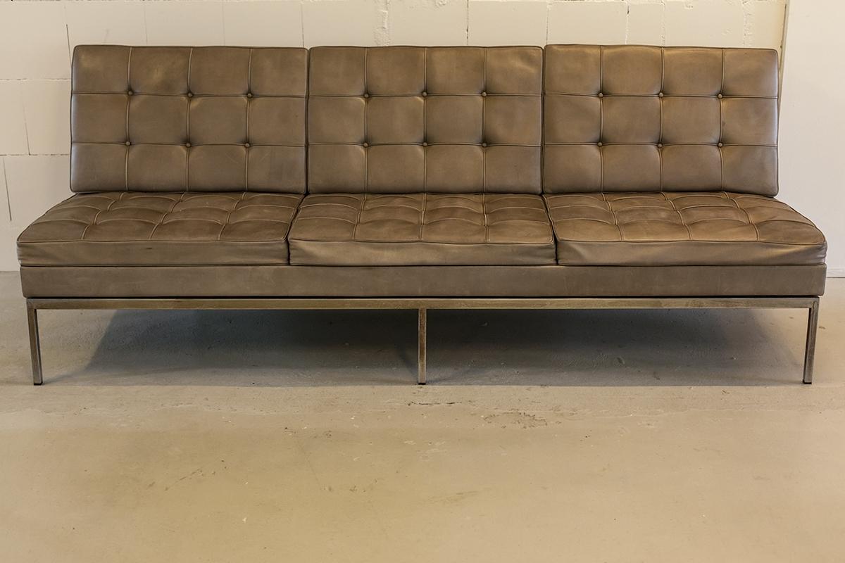 florence knoll sofa review 1 piece stretch slipcover 15 photos leather sofas ideas