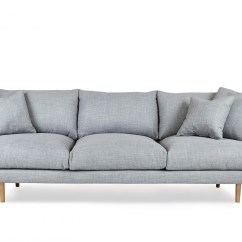 Sofa 4 Seater Baxton Studio Whitney Modern Leather Two Piece Set In Black 15 Best Collection Of Four Seat Sofas Ideas