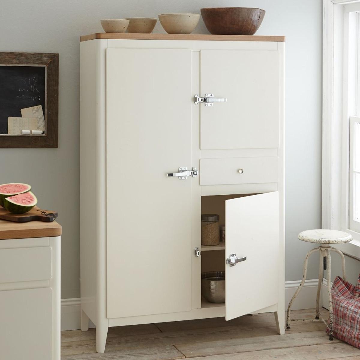 free standing kitchen larder cupboards remodel estimate 25 best ideas