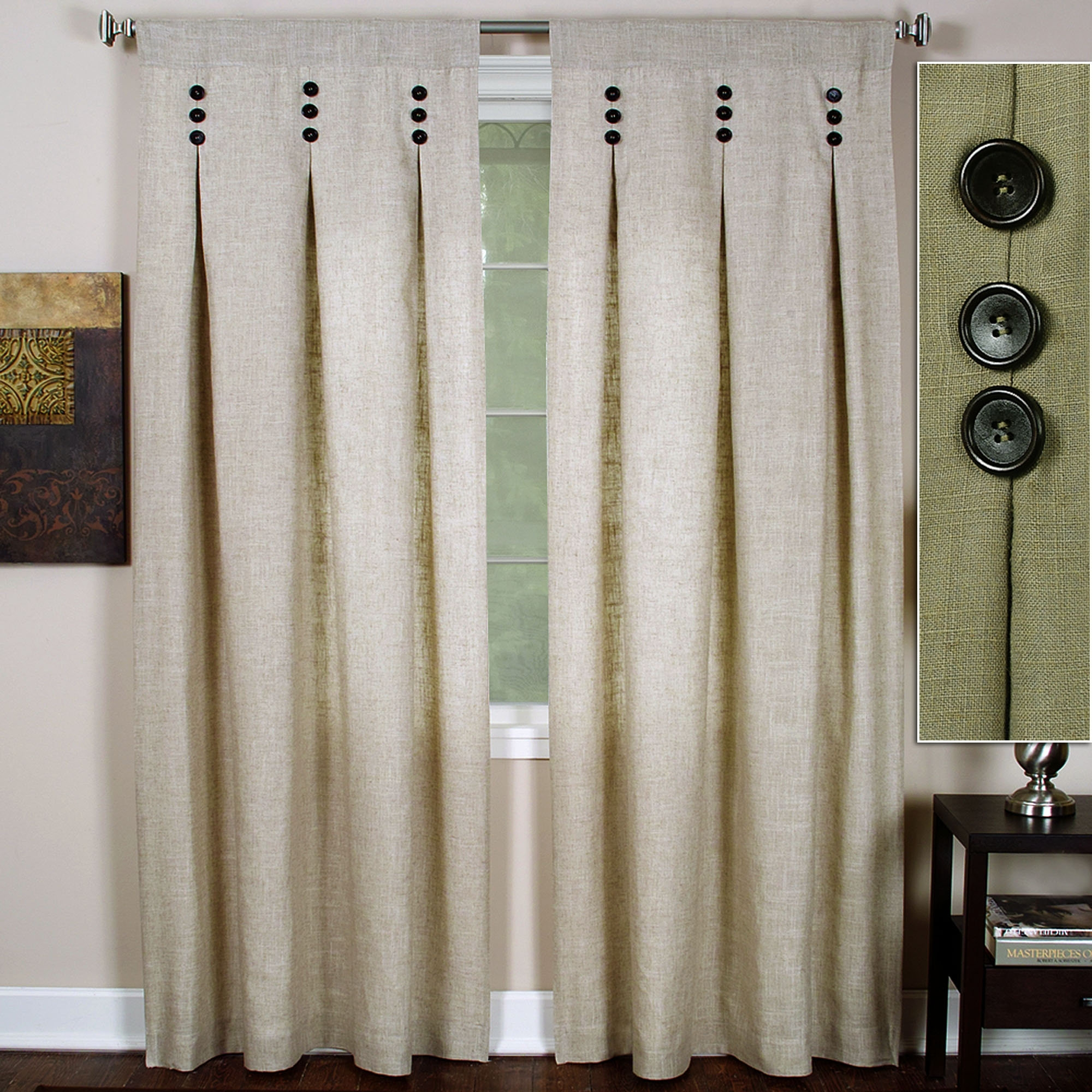 25 Photos 63 Inches Long Curtains