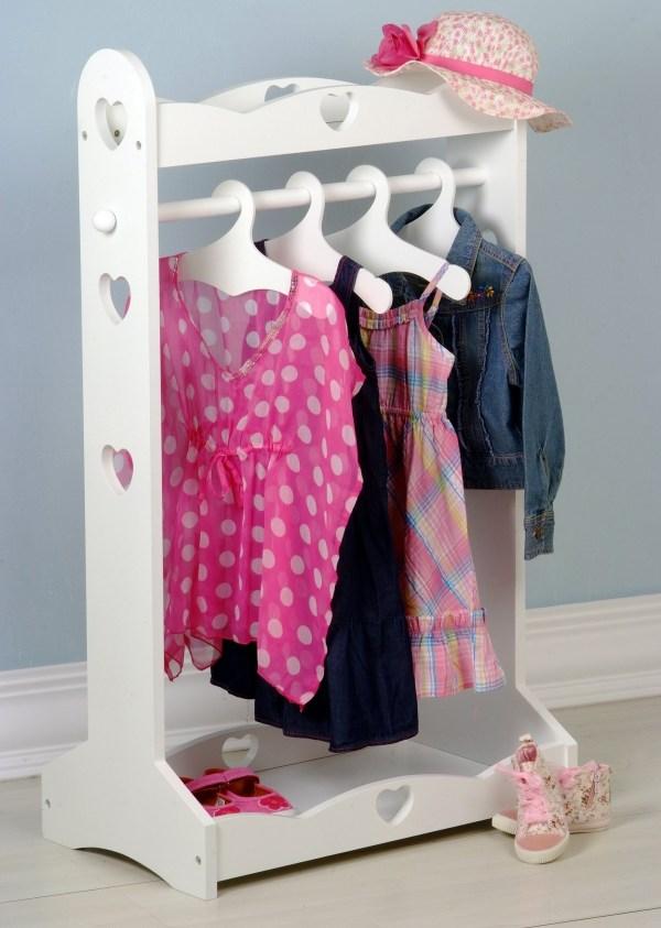 Kids Dress Wardrobe Closet Ideas