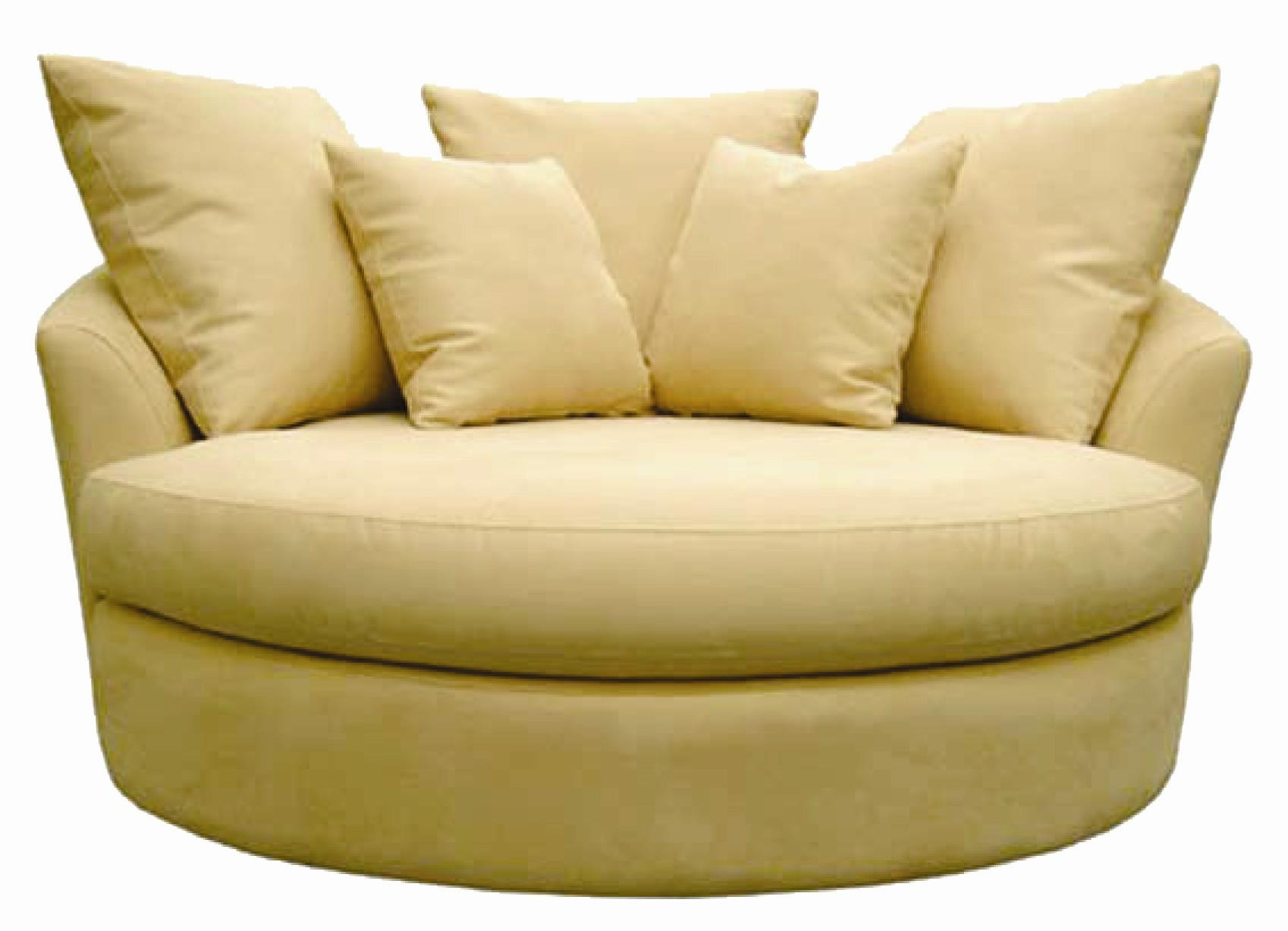 swivel chair disassembly cover rentals houston tx 15 ideas of round sofa chairs