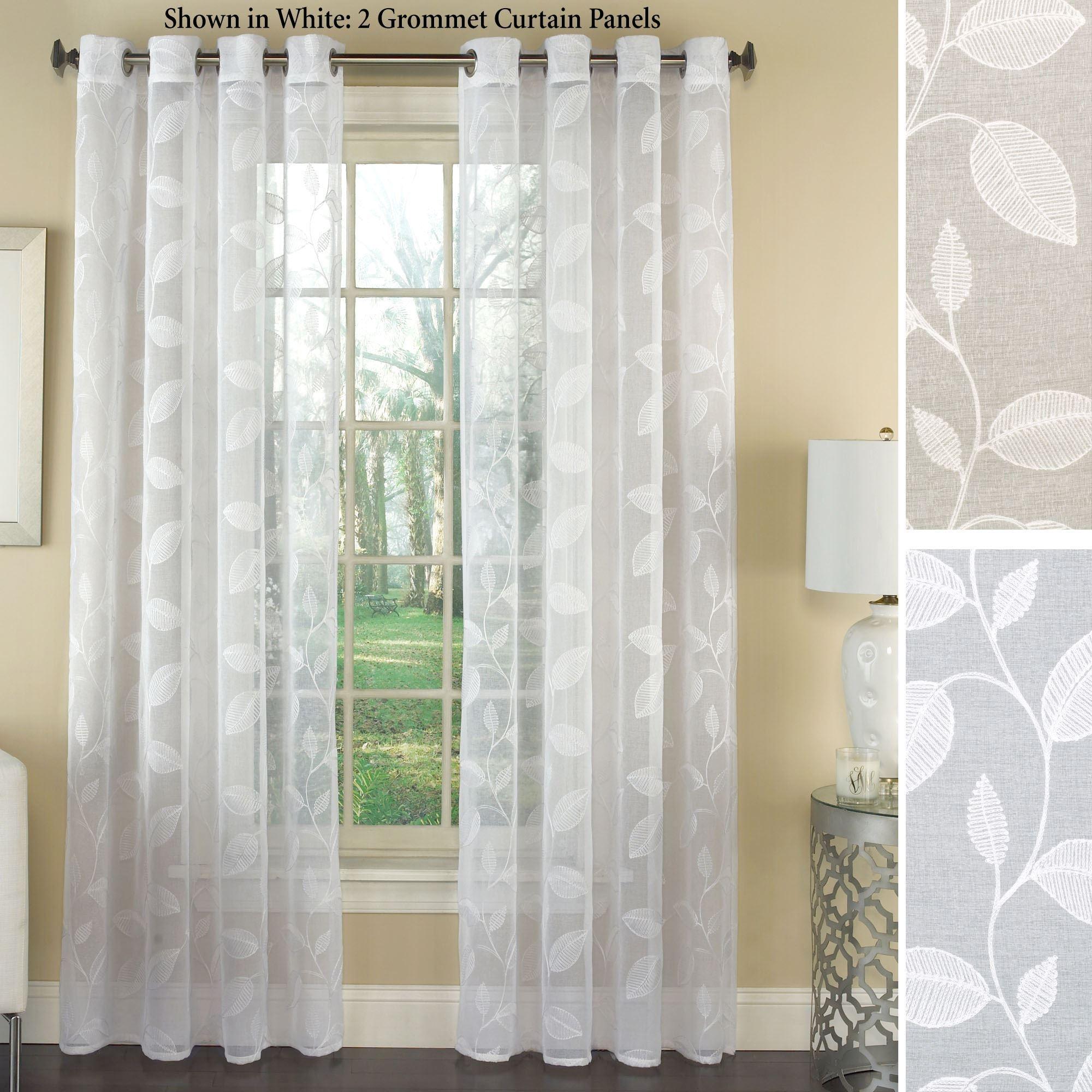 Curtains Sheers  Curtain Ideas