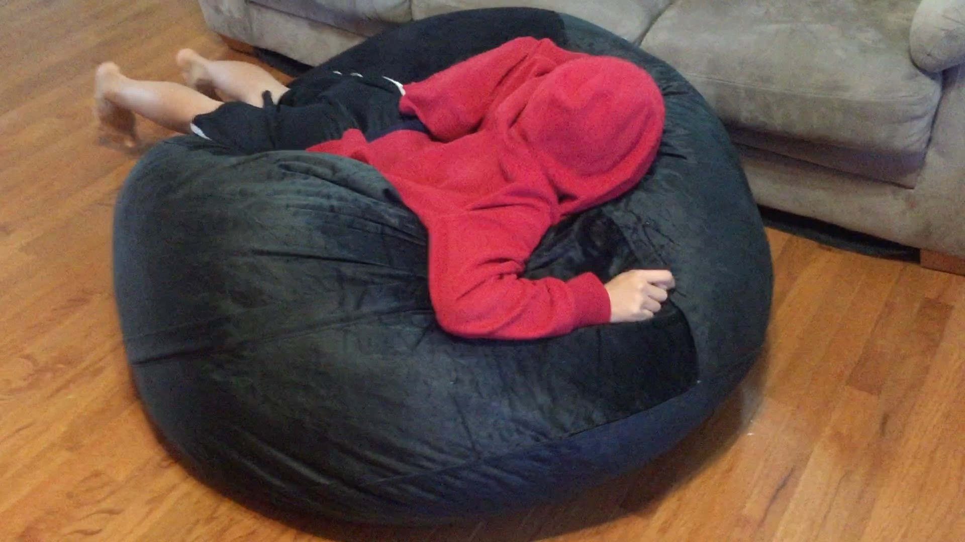 Foam Bean Bag Chair 15 Photos Bean Bag Sofa Chairs Sofa Ideas