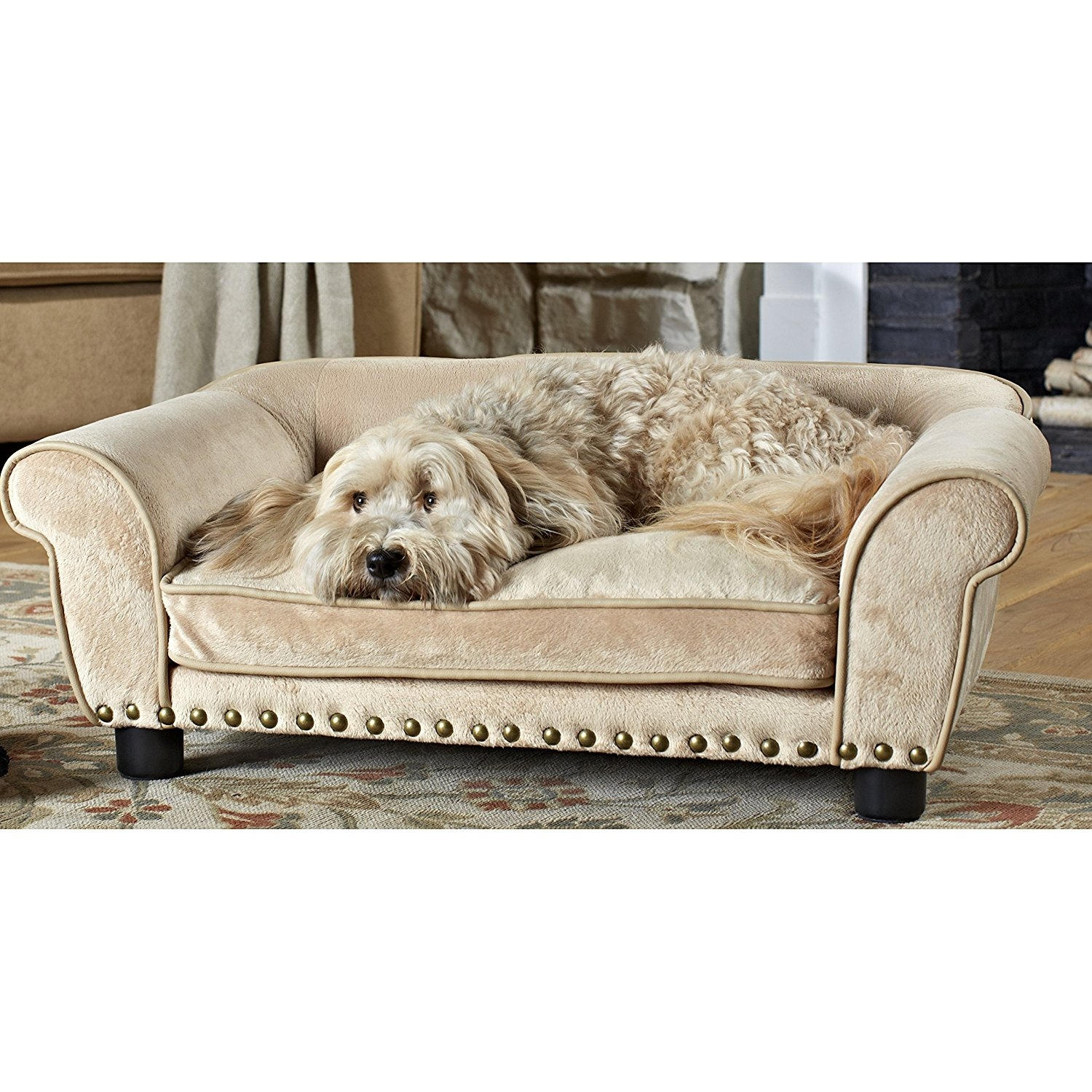 good sofa fabric for dogs nina leather sectional reviews sofas ideas