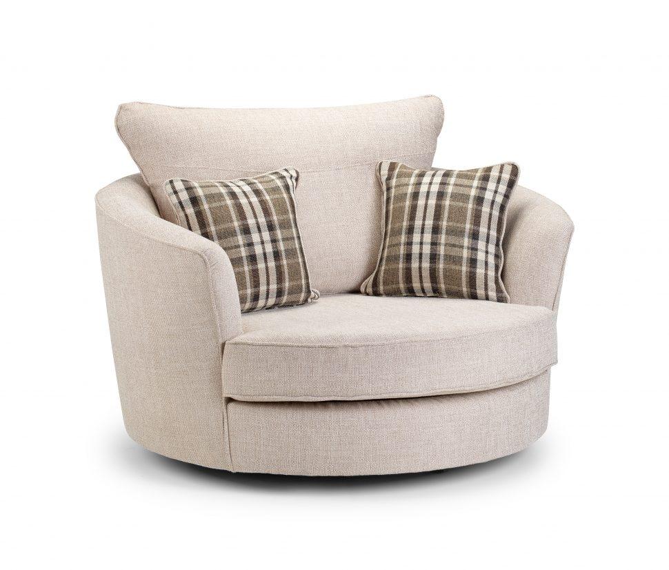 Top 15 Big Round Sofa Chairs  Sofa Ideas
