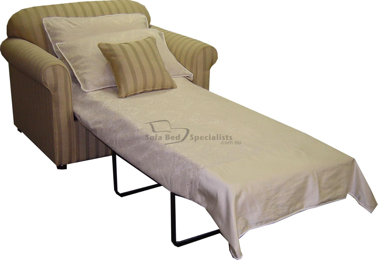 15 Best Collection of Single Chair Sofa Bed  Sofa Ideas