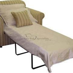 Single Chair Sofa Beds And Recliner Covers 15 Best Collection Of Bed Ideas