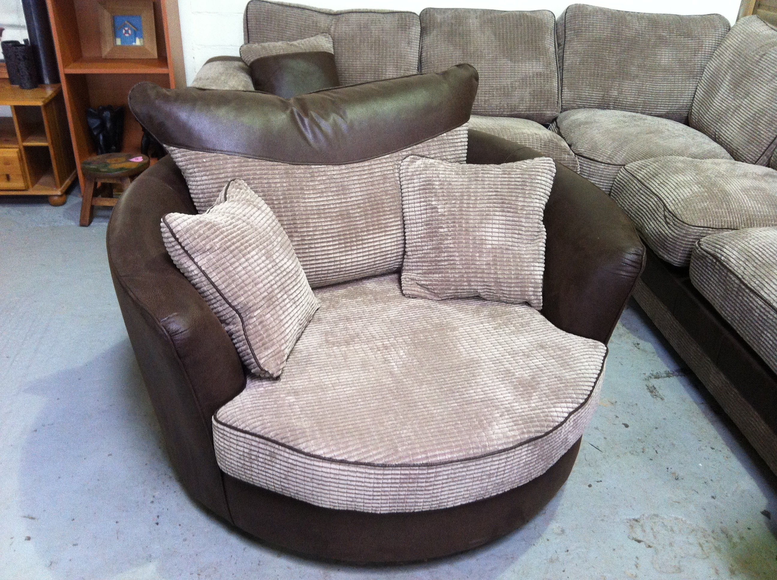 corner sofa and swivel chair animal print parsons chairs 15 43 ideas