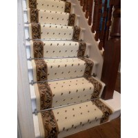 15 Best Collection of Stair Tread Carpet Bars | Stair ...