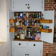 Free Standing Kitchen Larder Cupboards French Country Designs 25 Best Ideas