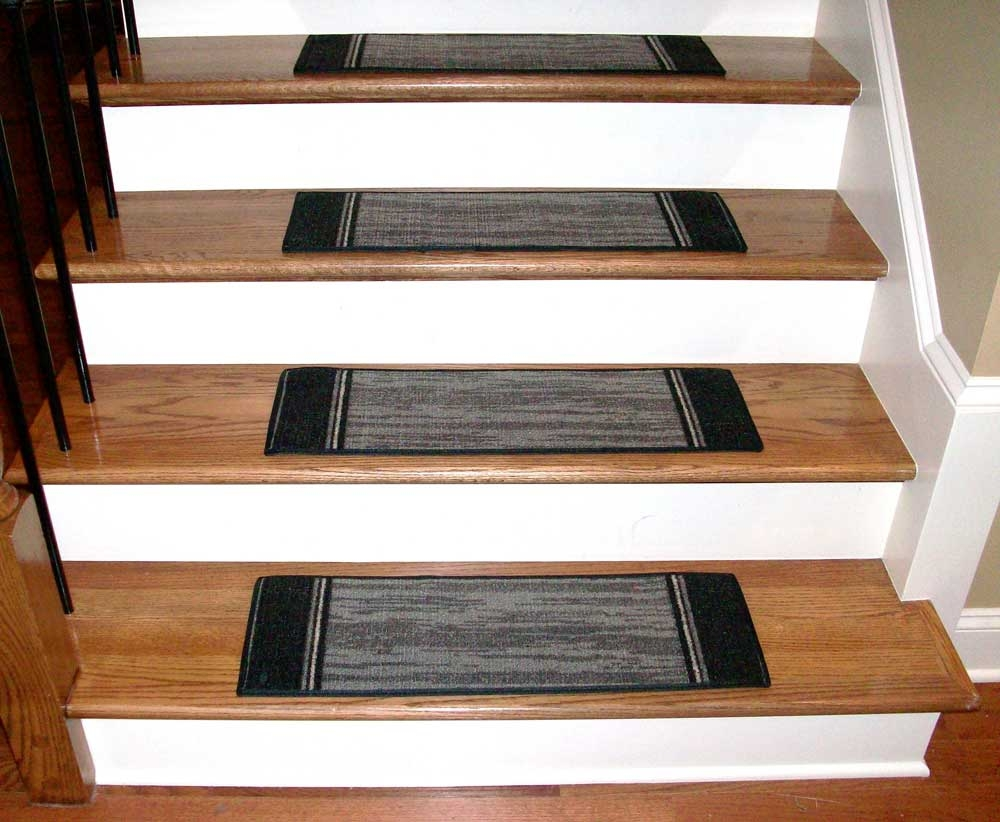 15 Ideas Of Grey Carpet Stair Treads Stair Tread Rugs Ideas