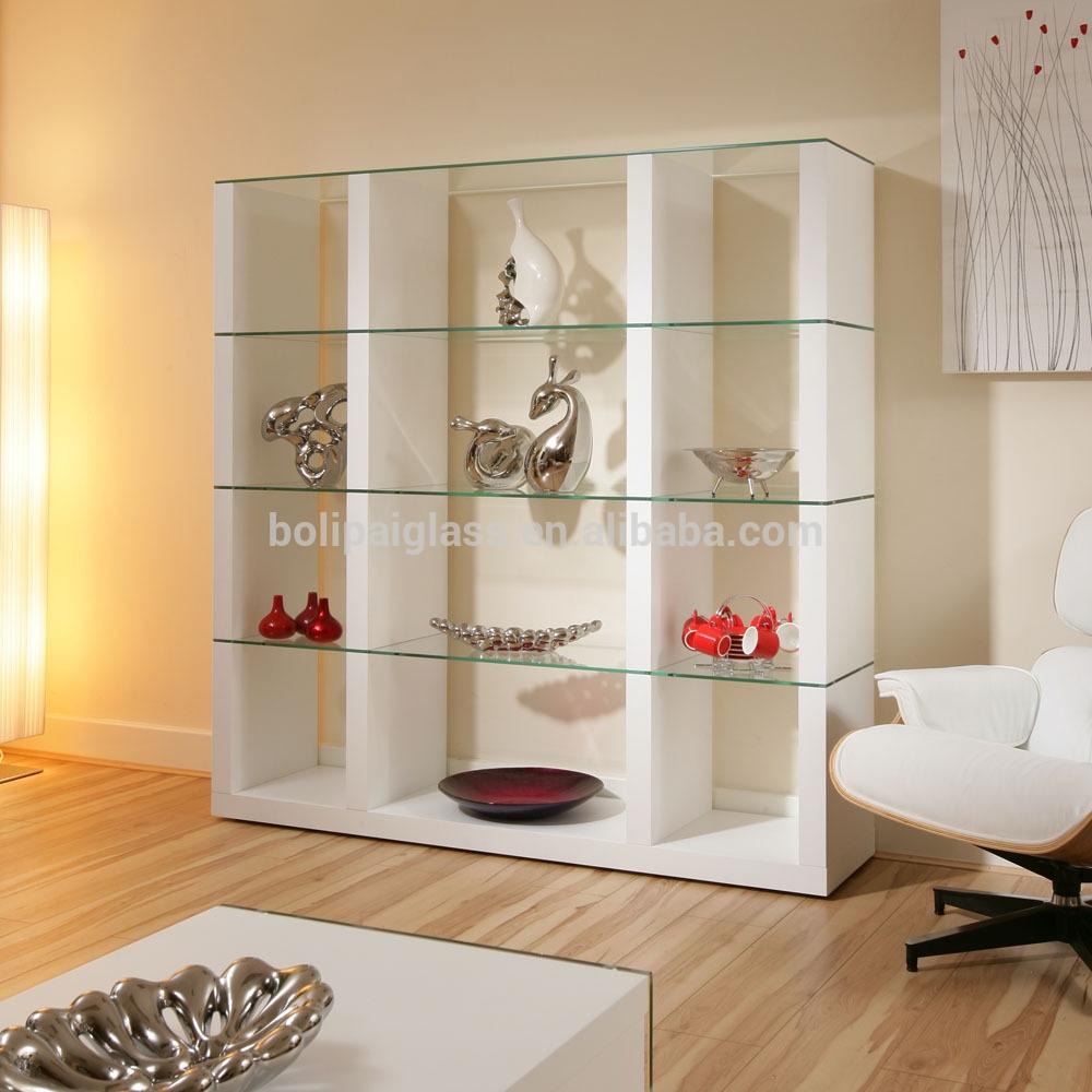 15 Living Room Glass Shelves  Shelf Ideas