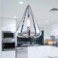 25 Photos Stainless Steel Pendant Light Fixtures   Pendant ...