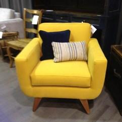 Furniture For Sofa Henredon Slipcovers 15 Photos Yellow Chairs Ideas