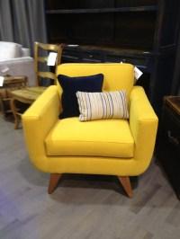 15 Photos Yellow Sofa Chairs