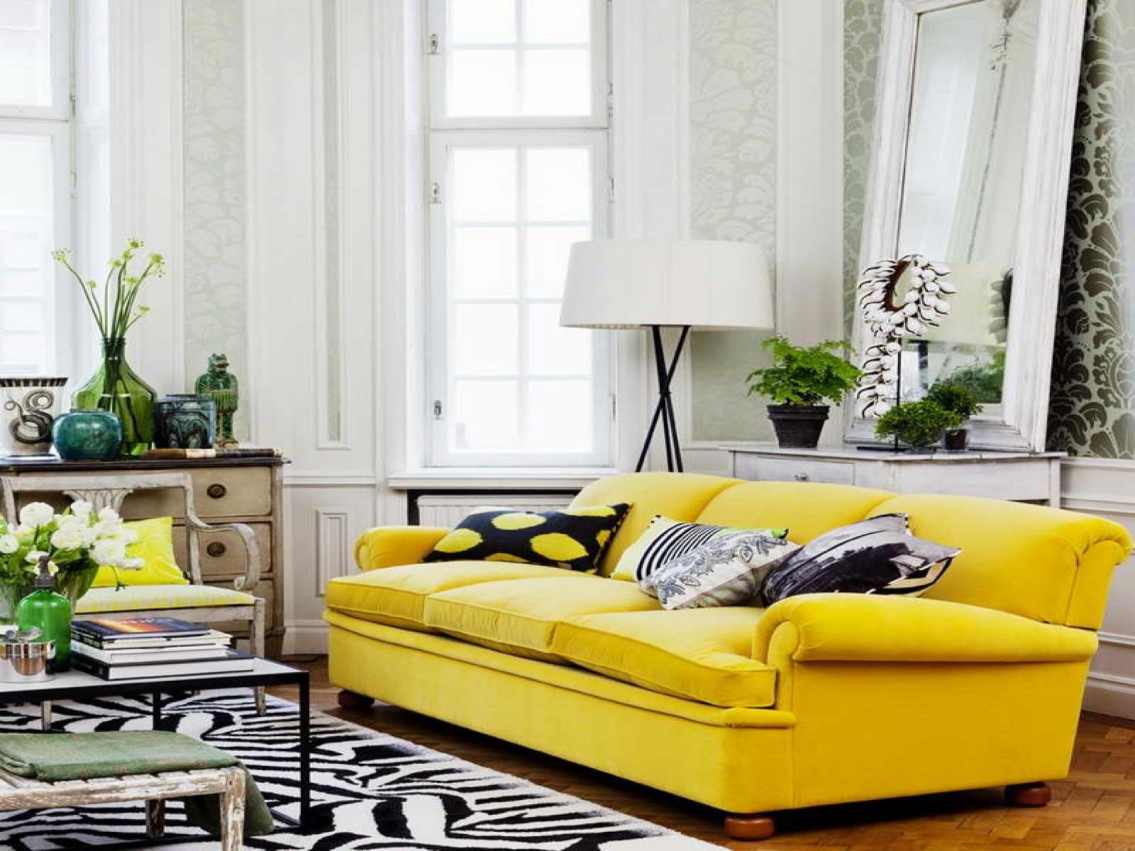 15 Photos Yellow Sofa Chairs  Sofa Ideas