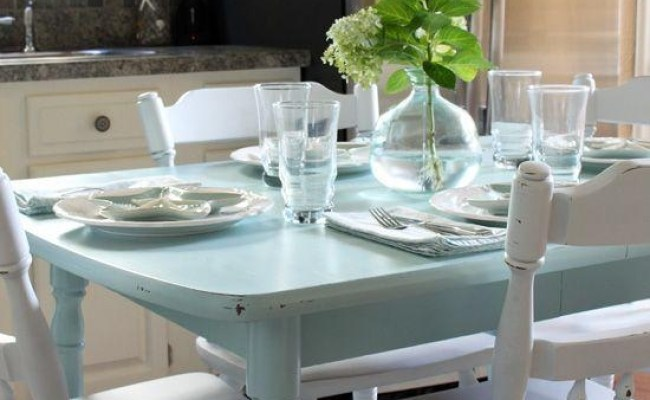 99 Best Dining Tables Chairs Chalk Paint Ideas Images On Pinterest Cute766